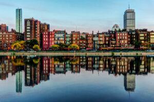 Boston MA Back Bay